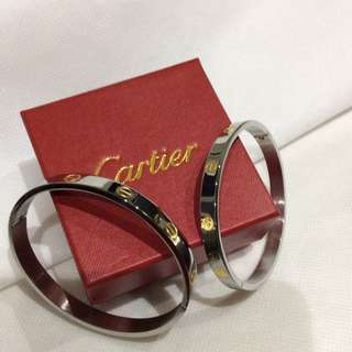 Cartier Couple's Bracelet