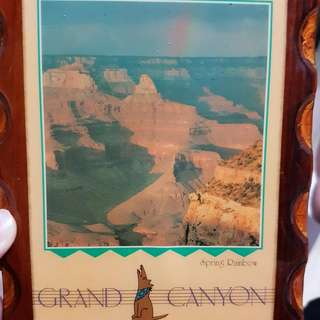 B5 Size Grand Canyon Painting set of 3