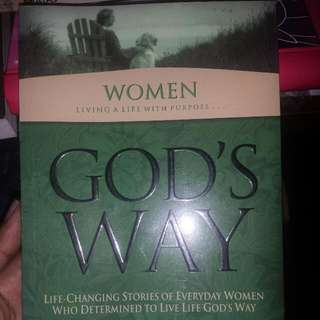 Women's Christian Devotion Book