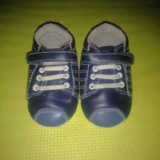 Baby Shoes (pitter Pat)