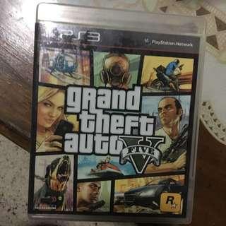 PS3 Game: GTA V Repriced!