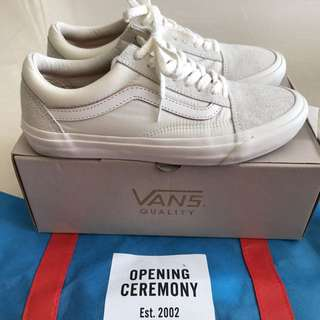 Vans Vault Our Legacy Old Skool Pro 92