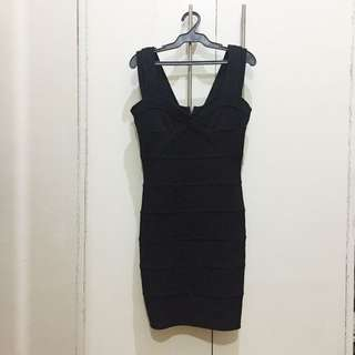 Apartment 8 - Black Fitted Dress