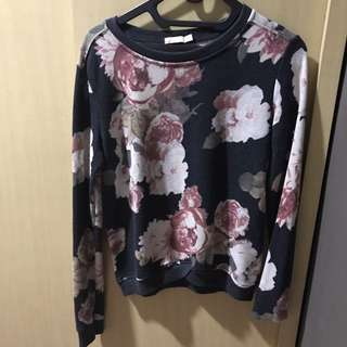 Berksha floral Sweater