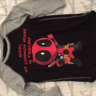 Reversible Deadpool Shirt