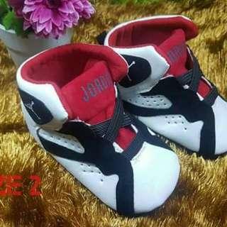 Jordan Shoes For Baby Boy (Brandnew)