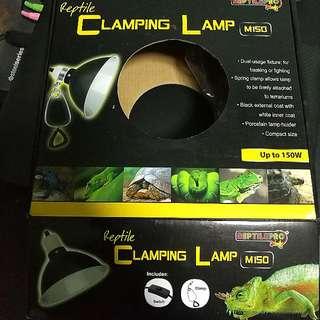 Reptile Pro - Reptile Clamping Lamp