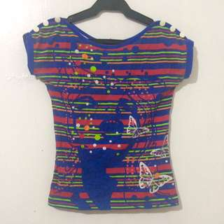 BNY Colorful Top