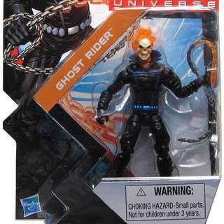 Marvel Universe Ghost Rider Variant 3.75 Inch.
