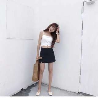 Slit HW skirt