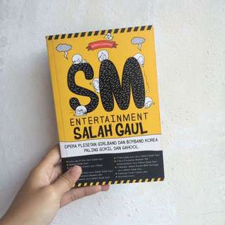 SM Entertaiment Salah Gaul