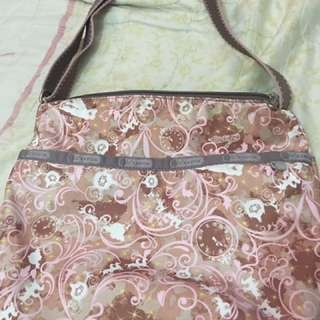 Bag Preloved Authentic LeSPORTSAC Body Bag
