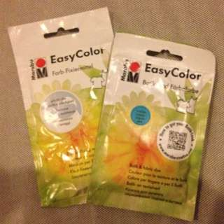 Fabric Dye And Fixer