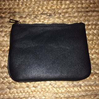 FREE Black Clutch Gold Hardware