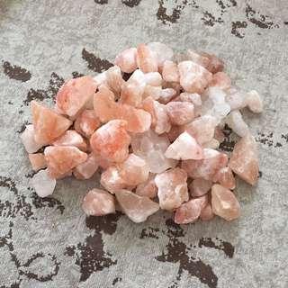 Pink Himalayan Salt Rocks