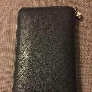 Alexander Mcqueen Continental Zip wallet
