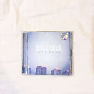 The Killers Hot Fuss CD