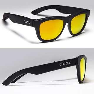 Zungle Panther - Bone Conduction Sunglassess