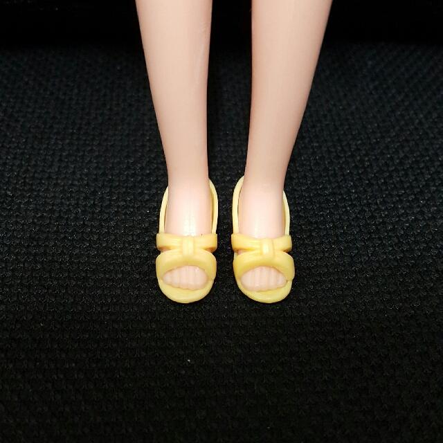 全新正版莉卡娃娃鞋