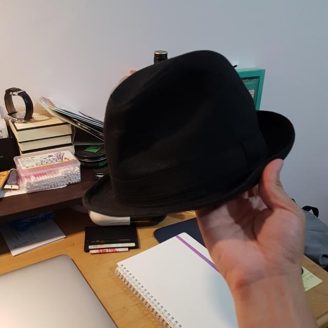 街舞紳士帽