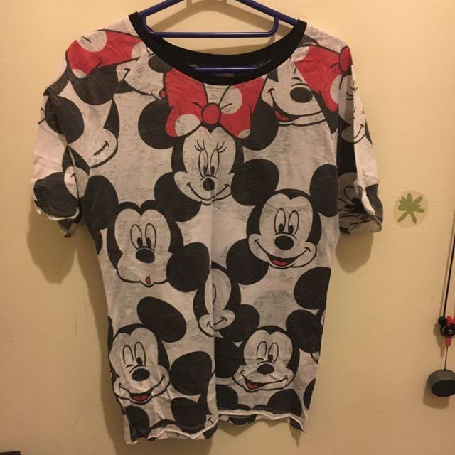 迪士尼米奇上衣