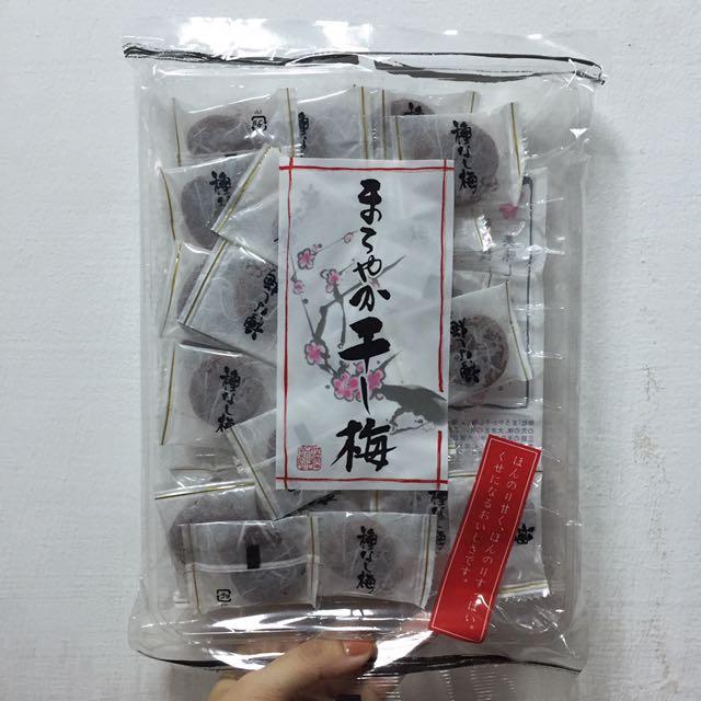 降價 日本帶回 梅干