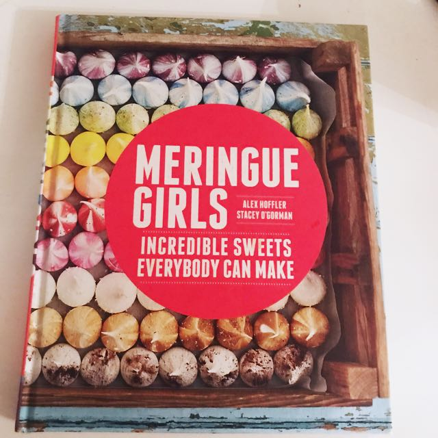 💕 Meringue Girls Recipe Book 💕