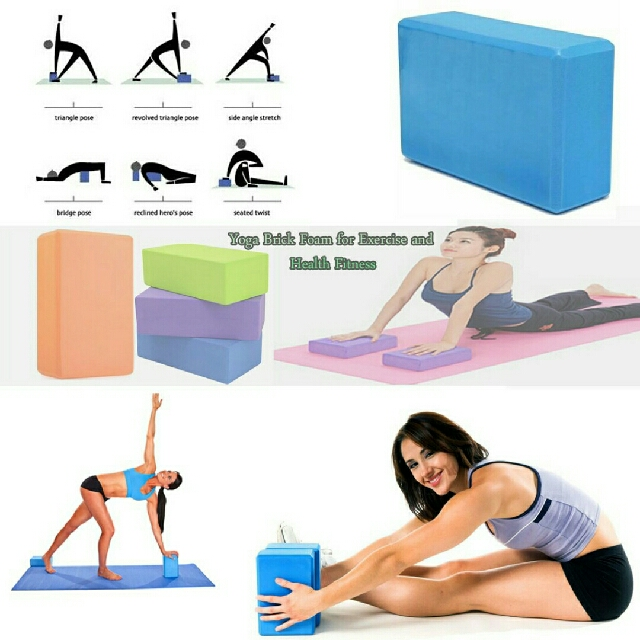Yoga Brick Foam