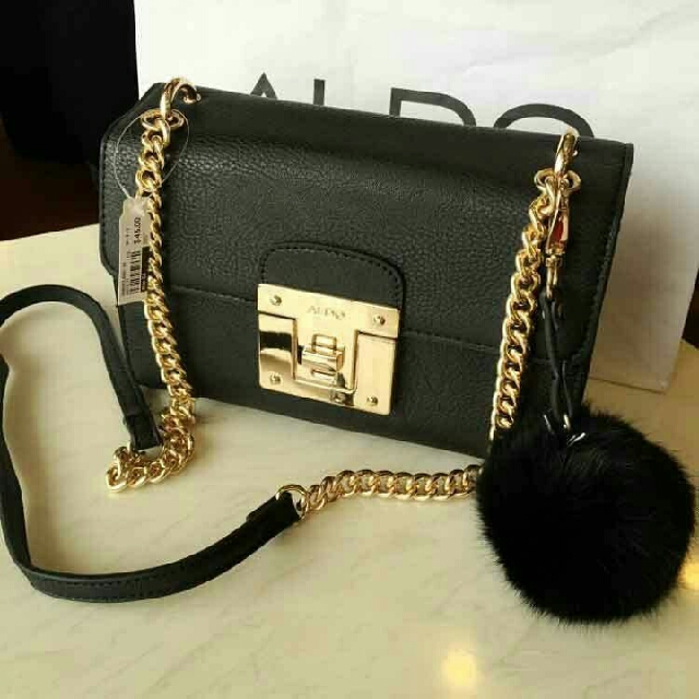 Aldo sling bag Black