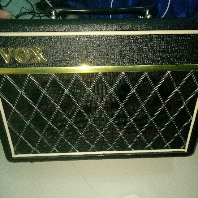 Ampli Bass Vox Pathfinder 10