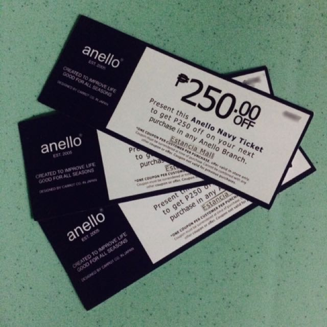 Annelo Discount Coupon