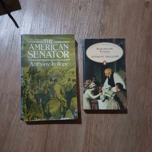 Anthony Trollope Books