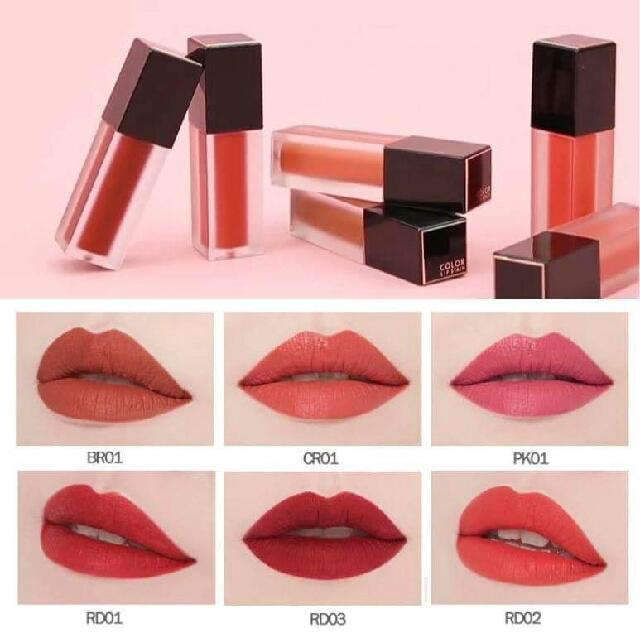 A'PIEU Color Lip Stain - MATTE
