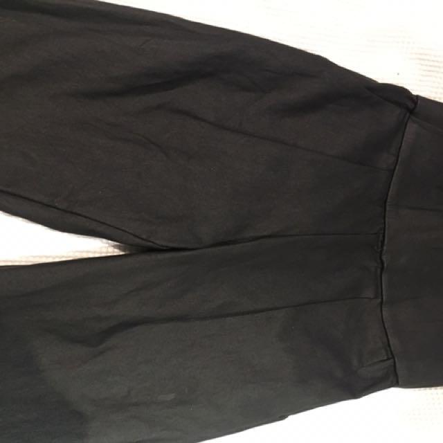 Asilio On The Run Black Leather Pants.