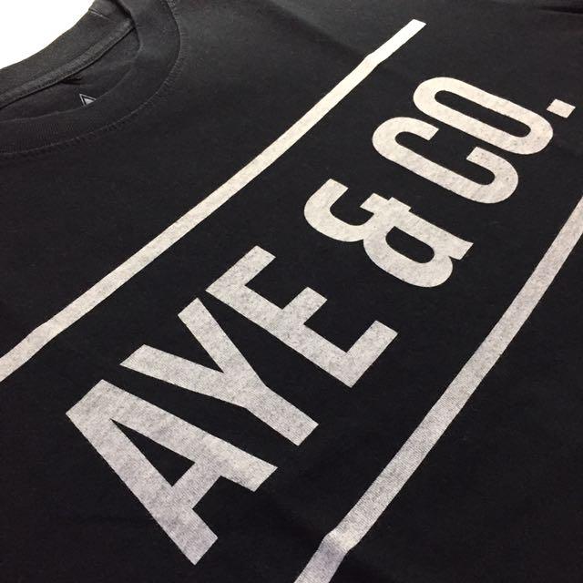 AYE & CO TSHIRT (M)