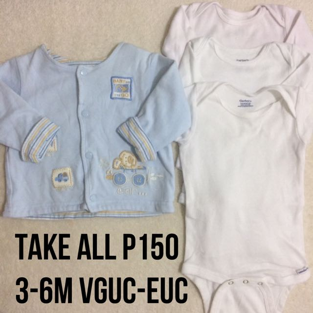 Baby Boy Set 3-6M