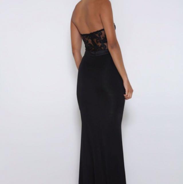 Ball Dress- Lauder Gown