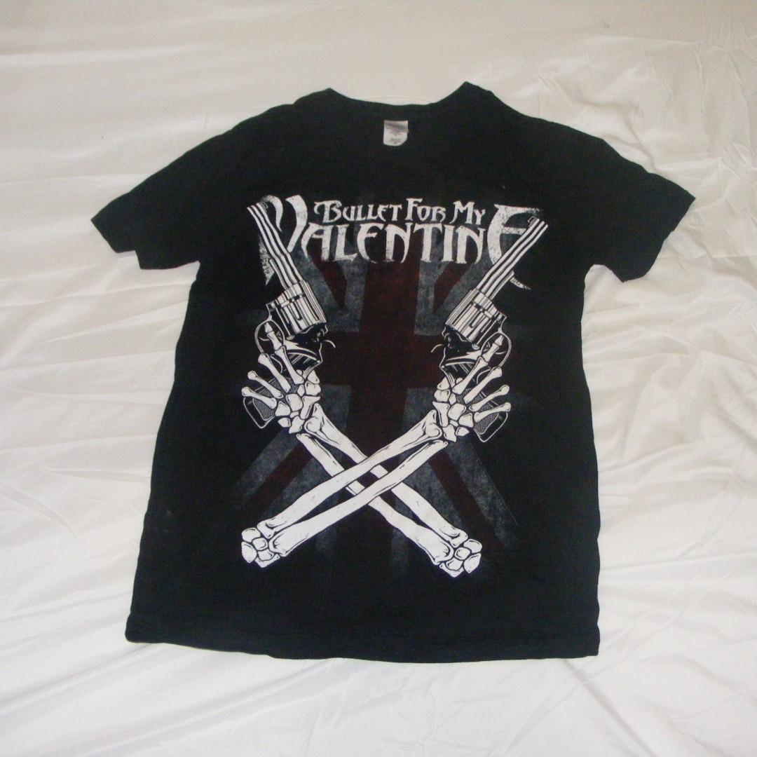 Band Shirt (bullet for my valentine)