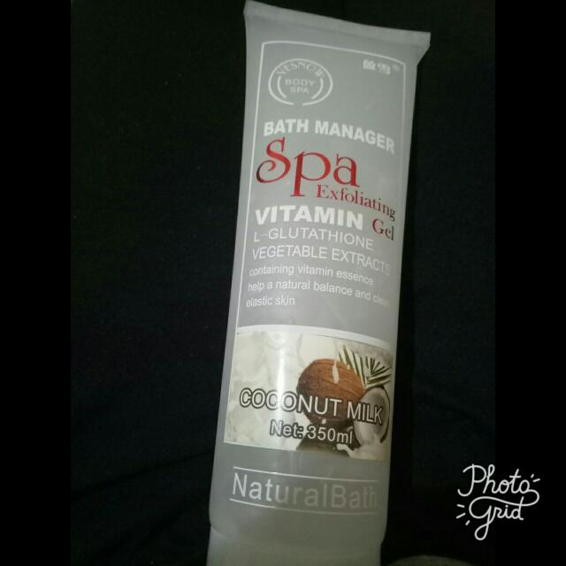 Bath Manager (gel perontok daki)