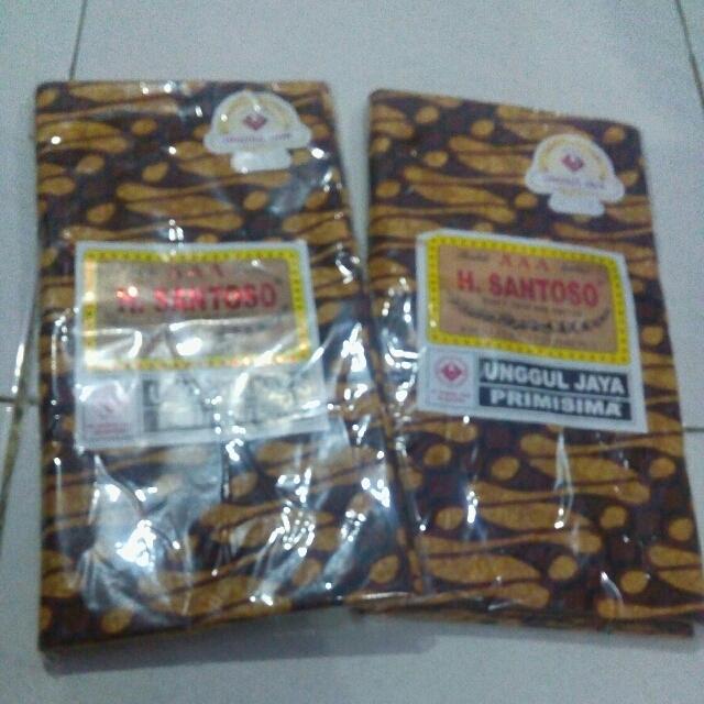 Batik Halus (Bahan)
