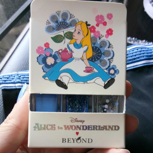 Beyond Alice In Wonderland