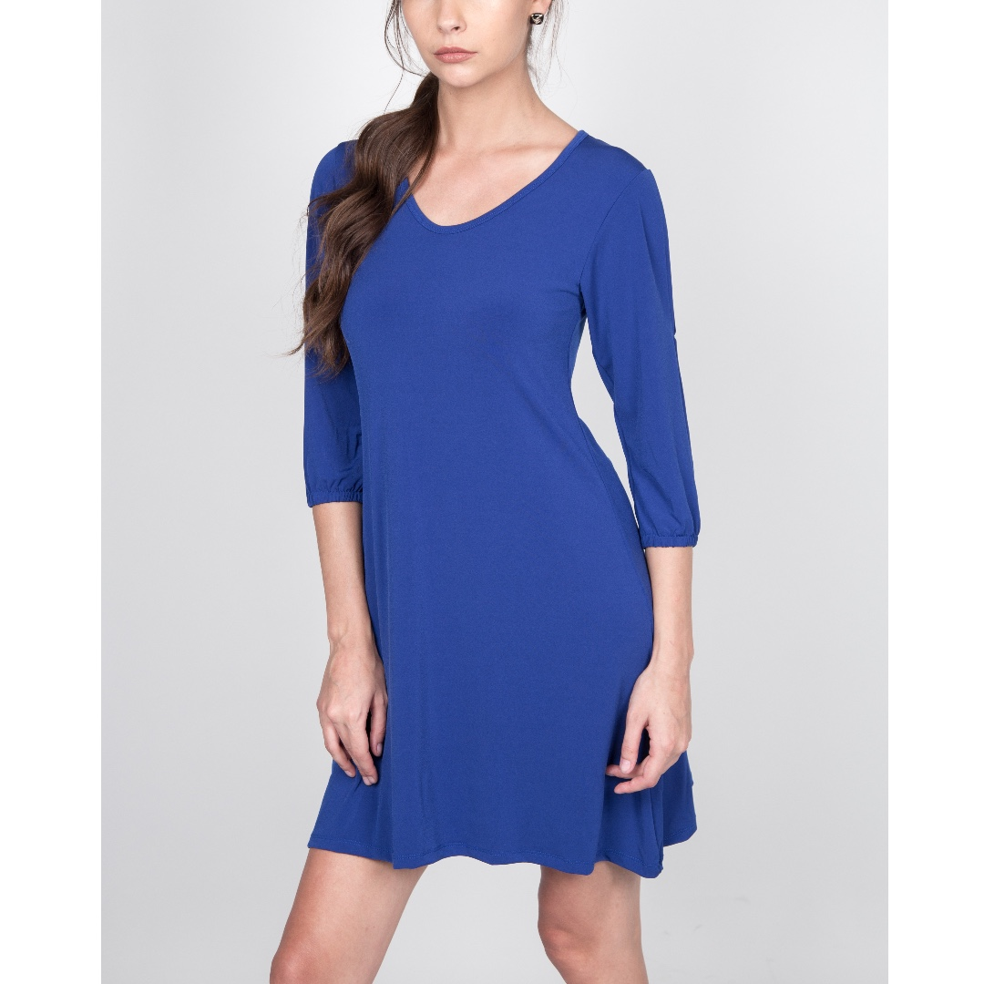 Blue Aurora Dress