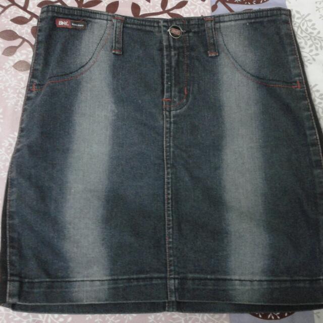 BNY Mini Skirt