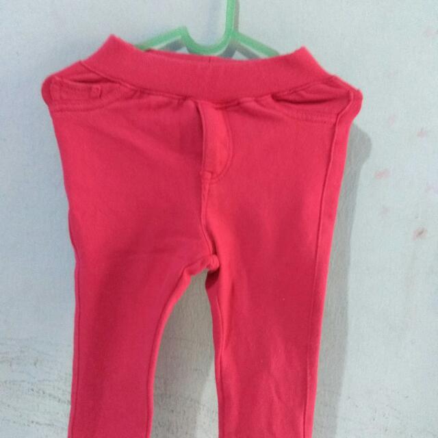 Celana Panjang Pinky