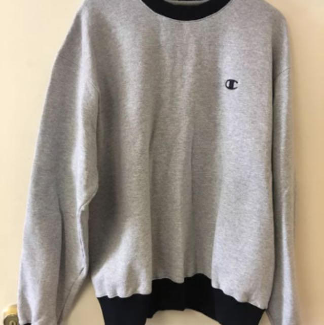 Champion Crewneck Mens