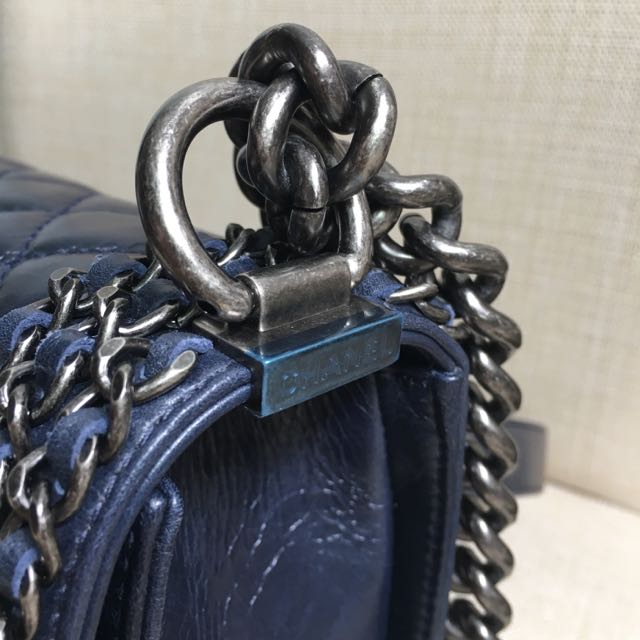 Chanel Boy Chain Limted