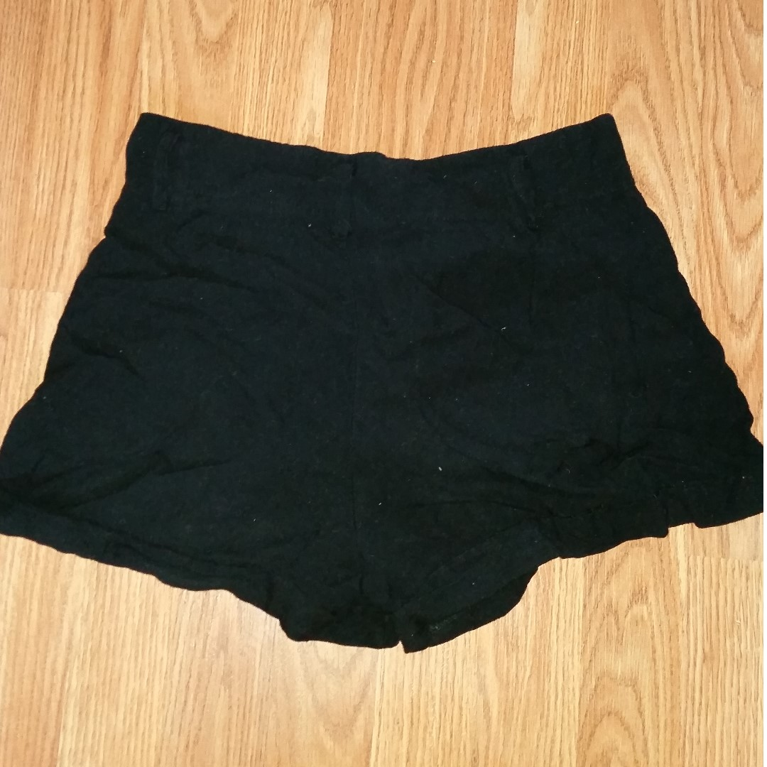 Cute Black Shorts Sz. XS