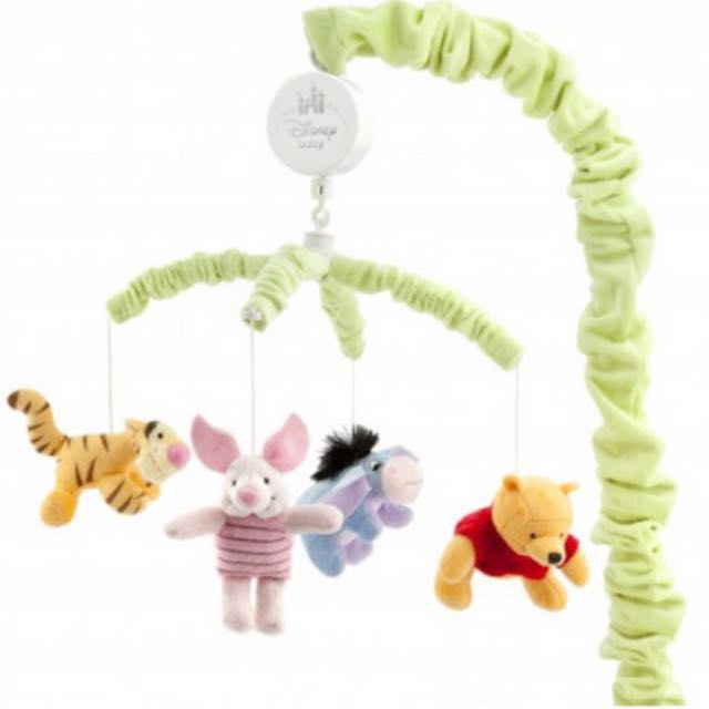 Disney Winnie The Pooh Musical Mobile