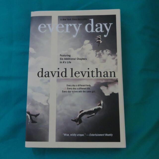 👼repriced👼 Every Day - David Levithan