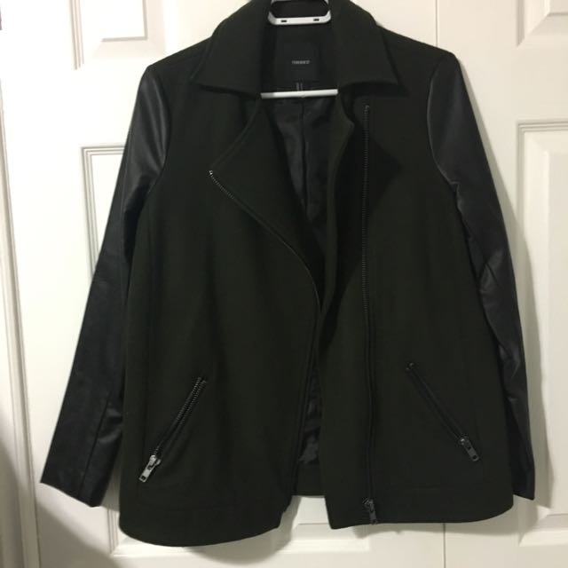 F21 Fall Jacket Small